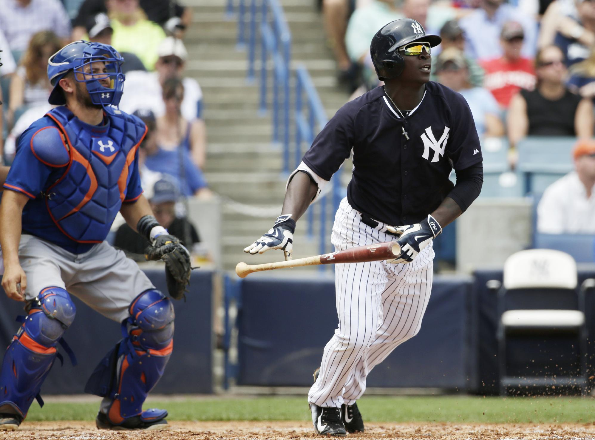 A-Rod homers in Yankees' 10-2 loss to Orioles