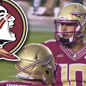 Highlights: FSU QB Sean Maguire (Jameis Winston's backup)