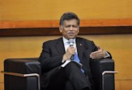 "Sixteen nations home to roughly half the world's population have agreed ""in principle"" to create a free trade area spanning Asia, Secretary General of the Association of Southeast Asian Nations (ASEAN) Surin Pitsuwan, pictured in April 2012, said"