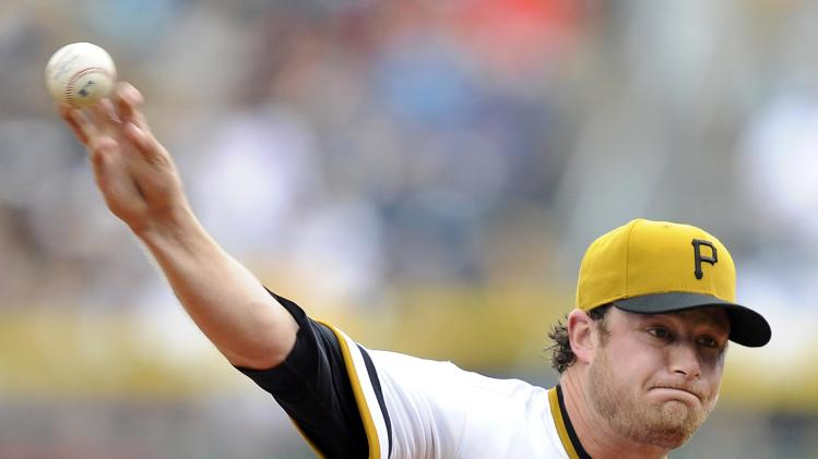 Cole, Alvarez lead Pirates past Dodgers 6-3