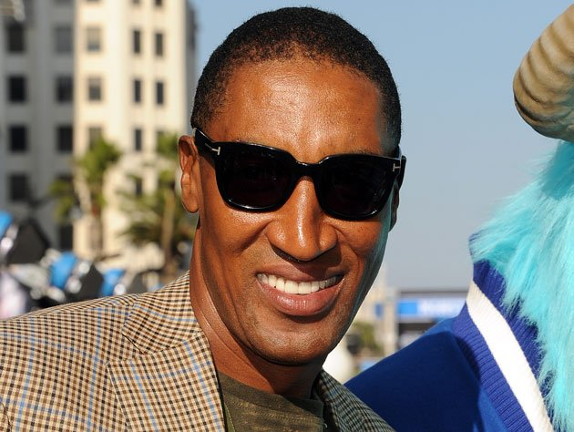 Scottie Pippen questioned by police for alleged assault in California