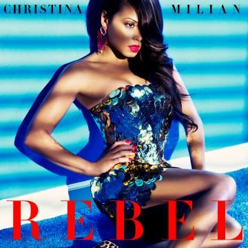 EXCLUSIVE: Christina Milian Premieres Steamy 'Rebel' Music Video, Confirms Song Is About Lil Wayne