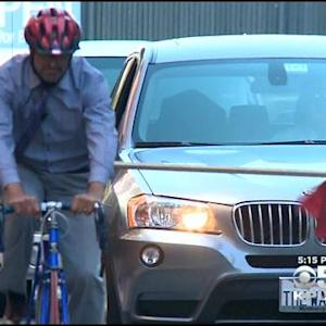 California Law Will Require Drivers To Leave 3-Feet When Passing Cyclists