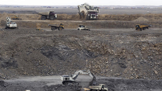 Mongolia finds China can be too close for comfort