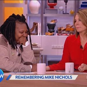 Whoopi Goldberg Breaks Down Remembering Mentor Mike Nichols