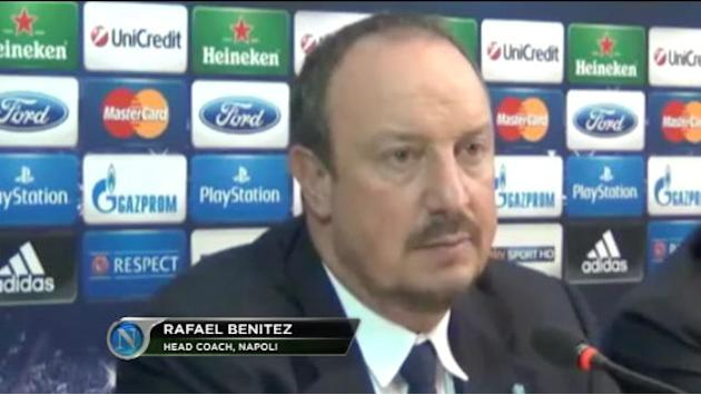"""Arsenal gana impulso mental"", dice Benitez"