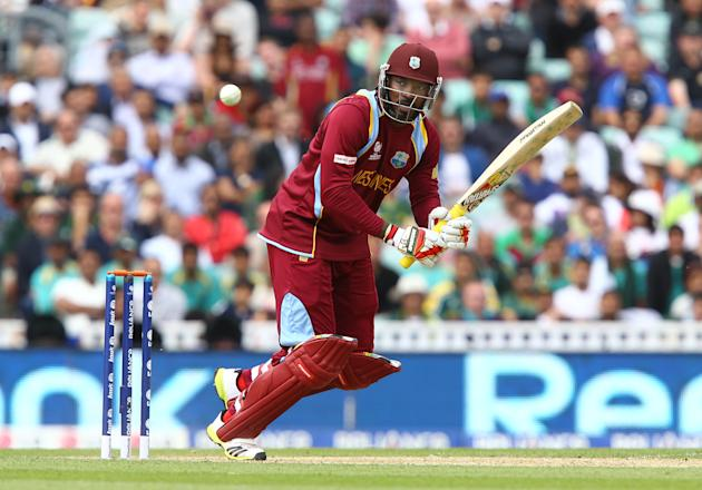 Pakistan v West Indies: Group B - ICC Champions Trophy