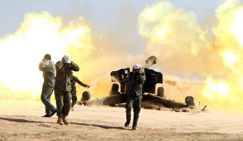 Civilians at risk in Iraq offensive, rights groups say