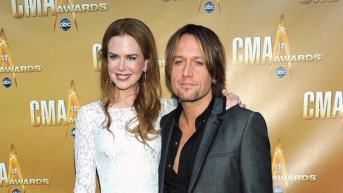 Kidman Urban CMA Awards