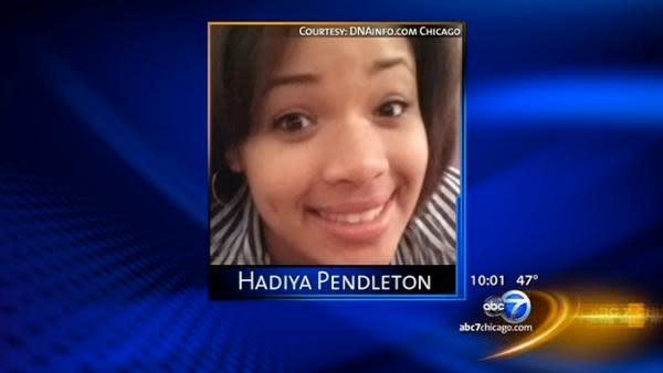 Police charge two men in Hadiya Pendleton murder