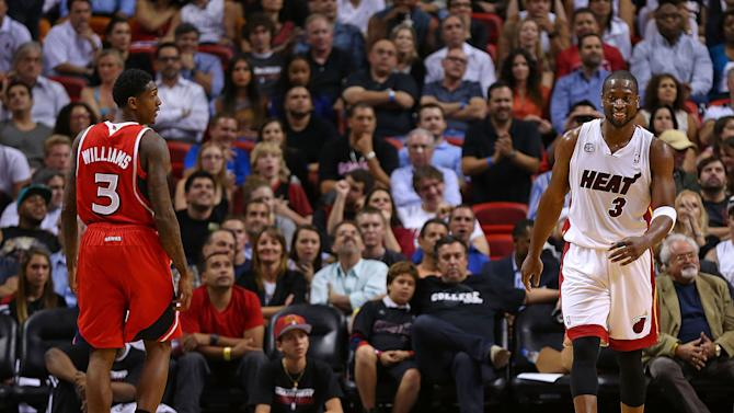 Atlanta Hawks v Miami Heat