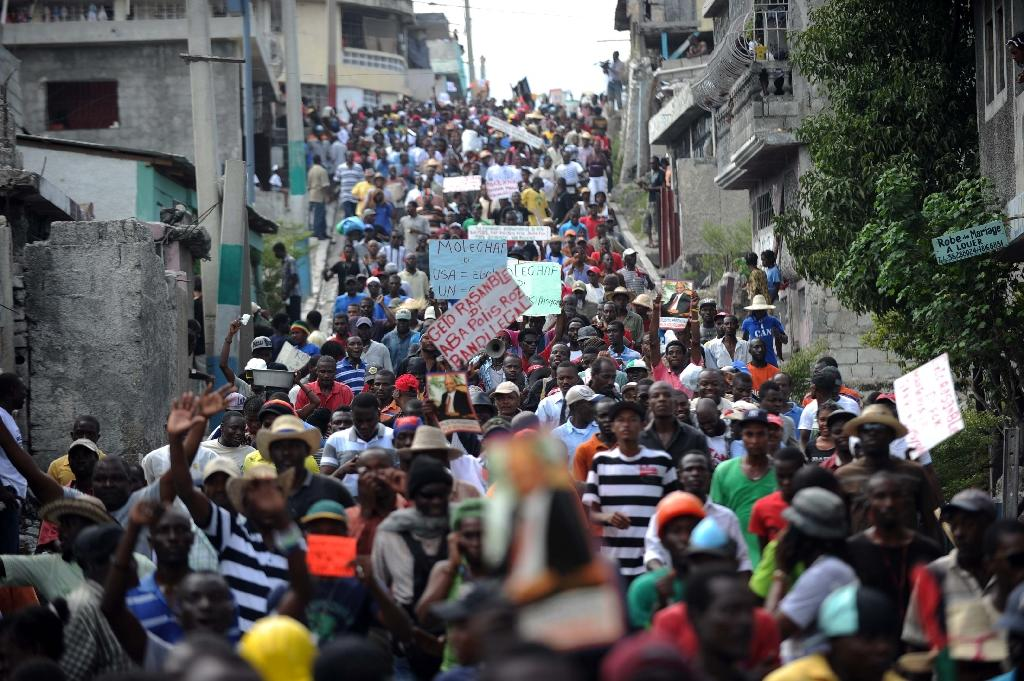Elections loom: Haiti's year of living dangerously