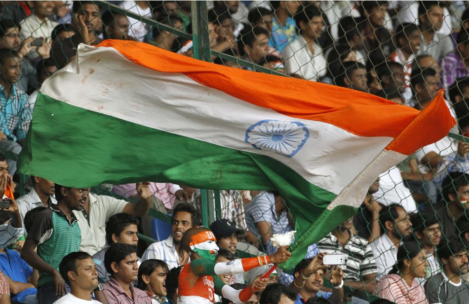 Indian Flag Cricket: Cricket Pics Of This Week