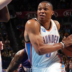 Russell Westbrook Makes His Return