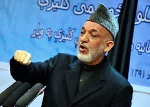 Hamid Karzai blamed intelligence failures for a recent 18-hour assault by Taliban insurgents in Kabul