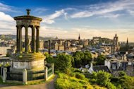 Edinburgh is the number one favorite city among UK travelers, according to the Guardian's Readers Travel Awards