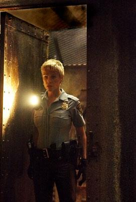 Laurie Holden in TriStar Pictures' Silent Hill