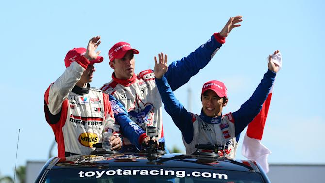 Toyota Grand Prix of Long Beach - Day 3