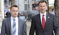 Hunt's Ex-Special Adviser: I Was Told To Quit