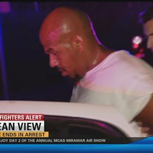 Chase ends in arrest, after reaching speeds of 100 mph