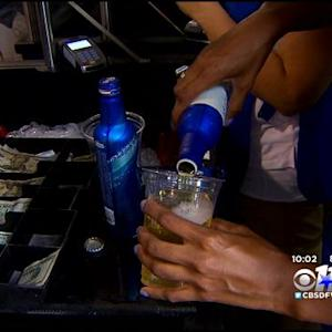 SMU Sells Beer For The First Time At Home Game