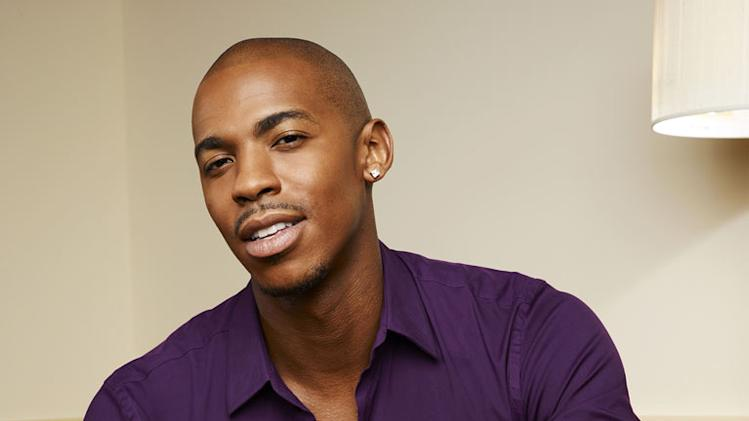 "Mehcad Brooks stars as TK in ""Necessary Roughness."""