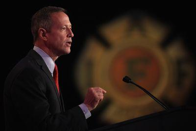 Martin O'Malley is running the campaign people want from Elizabeth Warren