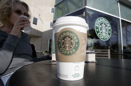 Starbucks Bans Smoking Within 25 Feet Of Stores - Yahoo! Finance