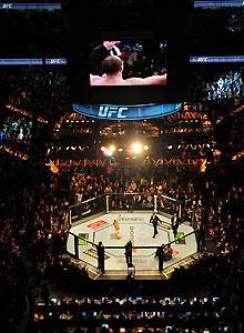 UFC's Fox debut delivers a ratings knockout