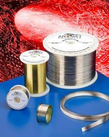 Anomet Composite Clad Metal Wire Is Superior to Silver- and Gold-Plated Wire