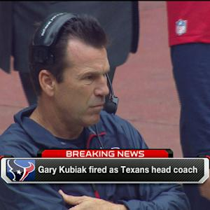 Latest on Gary Kubiak's firing