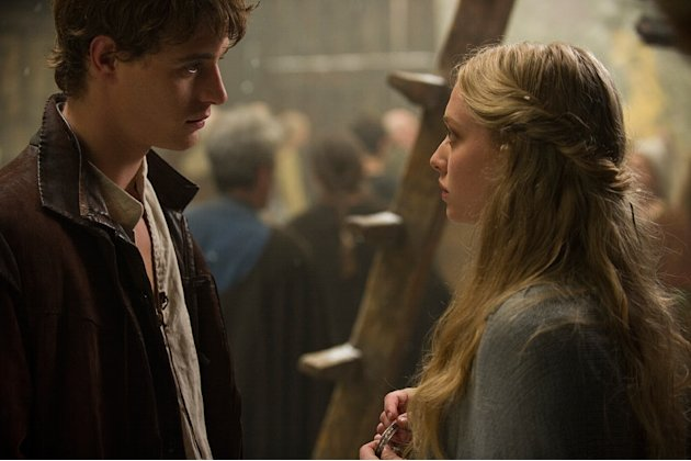 Red Riding Hood Warner Bros. Pictures 2011 Max Irons Amanda Seyfried
