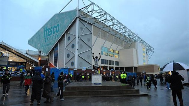 Leeds' takeover is expected to be completed on Friday