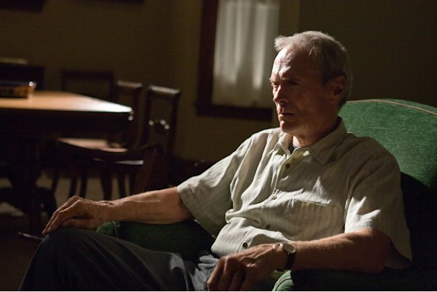 Clint Eastwood Gran Torino Production Stills Warner Bros. 2008