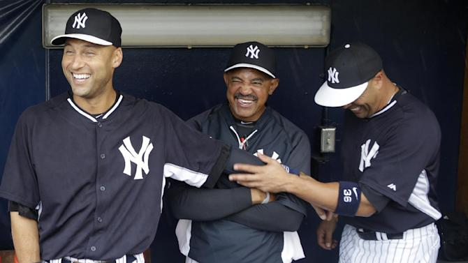 Marlins-Yankees spring training finale rained out