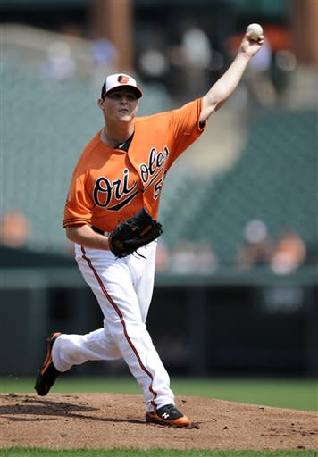 Britton fans 10 as Orioles beat White Sox 5-3