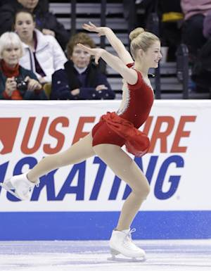 Gold wins US figure skating title; Wagner 4th