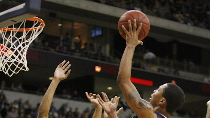 NCAA Basketball: Connecticut at Pittsburgh