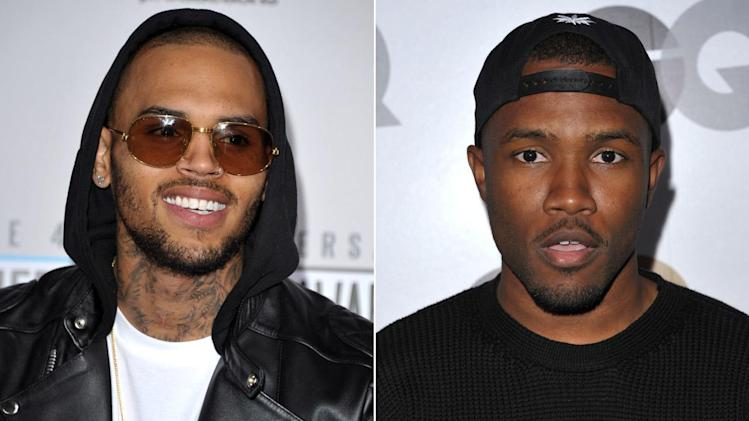Chris Brown investigated after West Hollywood fight with Frank Ocean