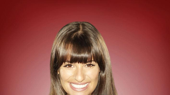 "Lea Michele returns as Rachel in season 2 of ""Glee."""