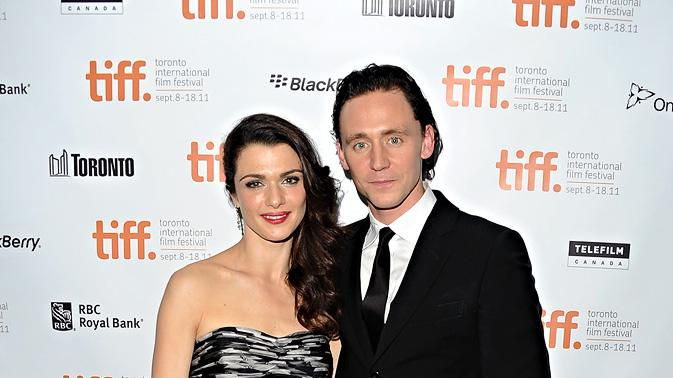 Tom Hiddleston 2011 Rachel Weisz