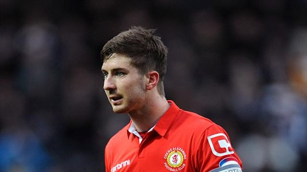 Luke Murphy is struggling to be fit for the Johnstone's Paint Trophy final