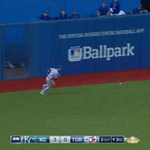 Donaldson's two-run double
