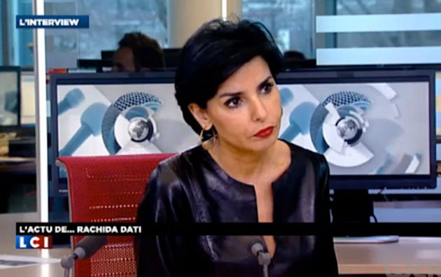 Rachida Dati  :  Je te rejoins pour un repos du guerrier bien mrit 