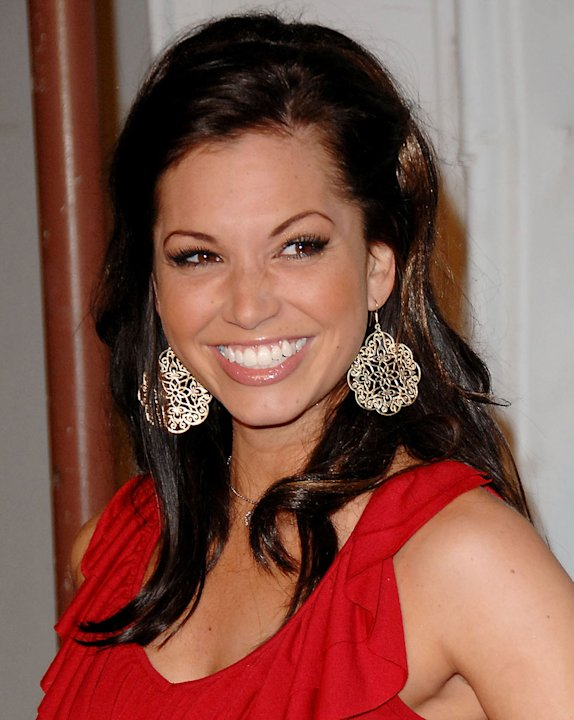 Melissa Rycroft at Maxim's 2009 Hot 100 Party at Barker Hangar on May 13, 2009 in Santa Monica, California.