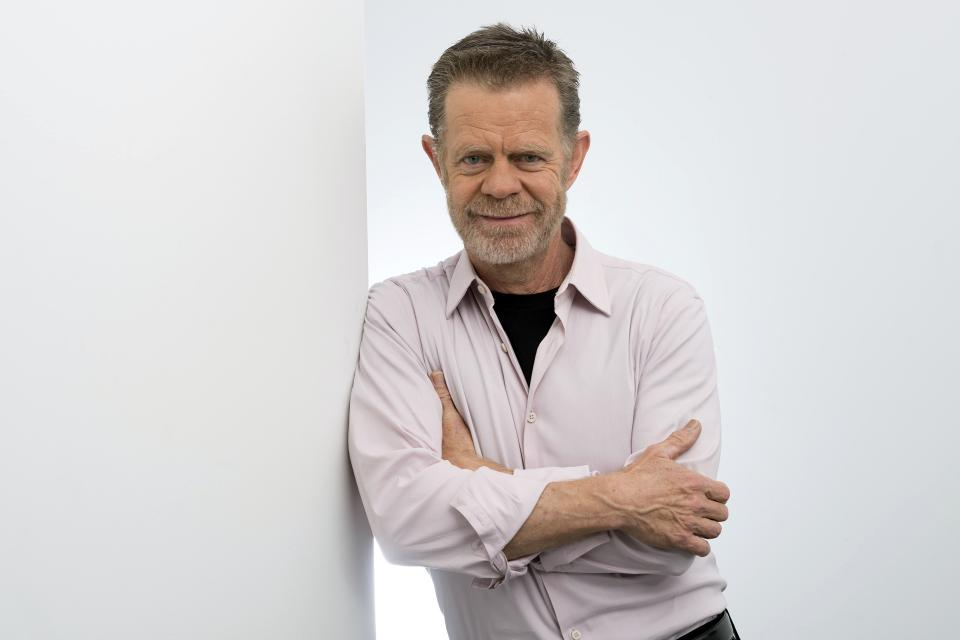 "This Jan. 9, 2013 photo shows American actor William H. Macy from the Showtime television series, ""Shameless,""  in New York. (Photo by Scott Gries/Invision/AP)"