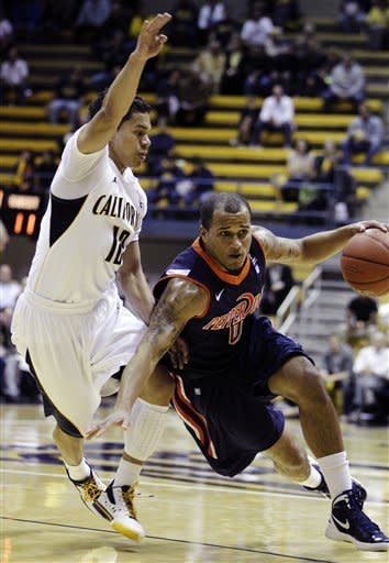 California holds off Pepperdine for 79-62 victory