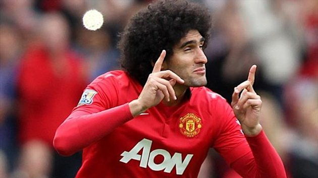 Marouane Fellaini (PA Photos)