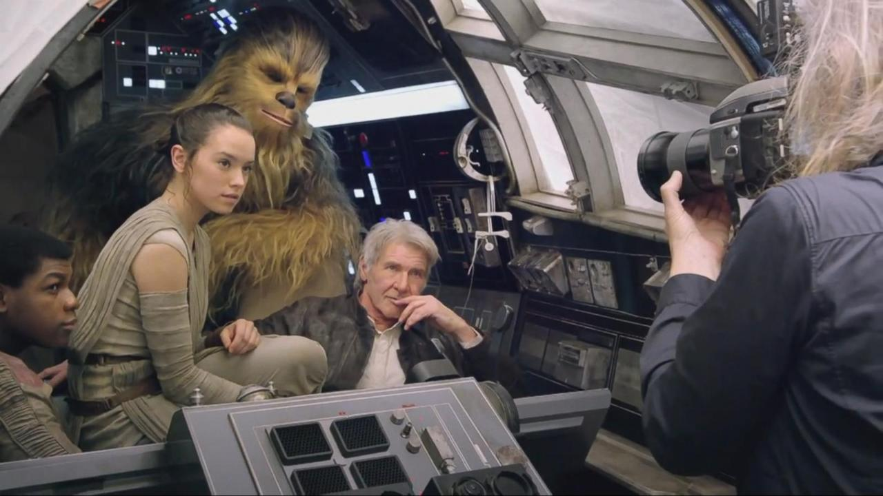Index: The New Cast of 'Star Wars' Revealed