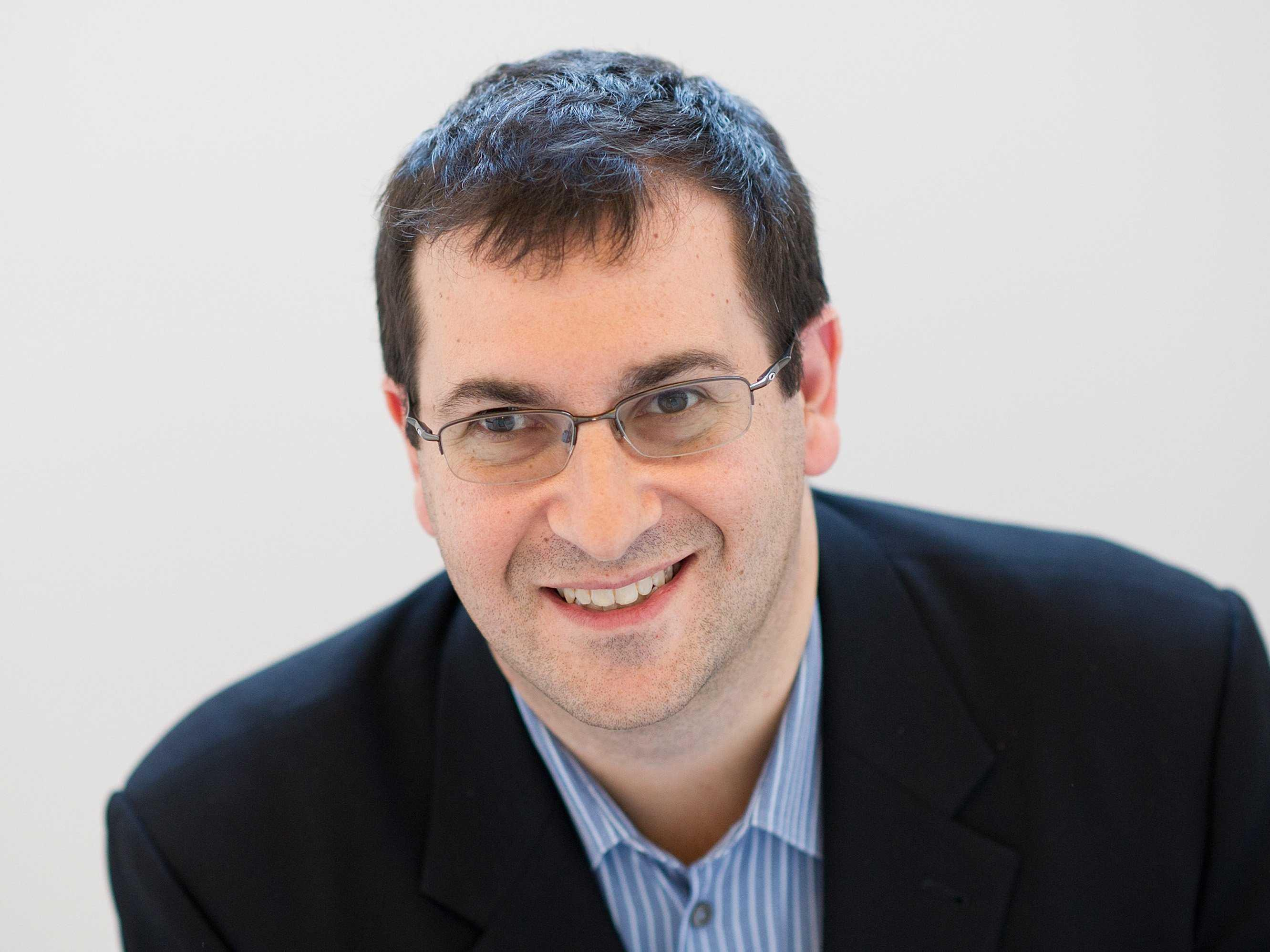 How ditching law school and quitting a bunch of good jobs led Dave Goldberg to tech fame and fortune